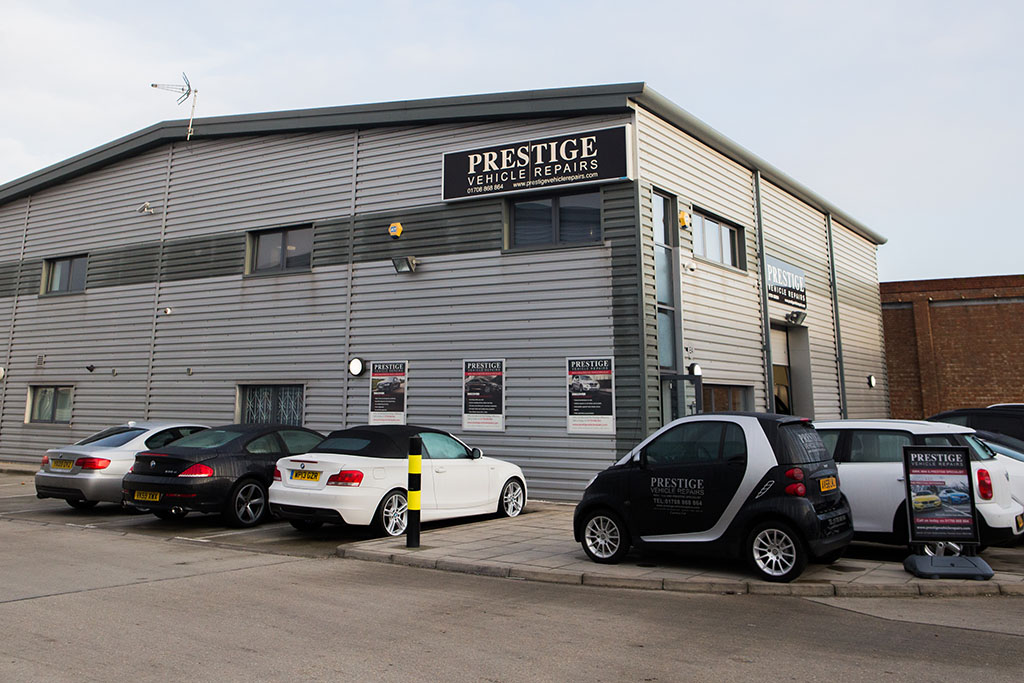 Prestige Vehicle Repairs