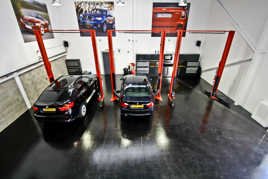 BMW Specialist in Essex Workshop | UK