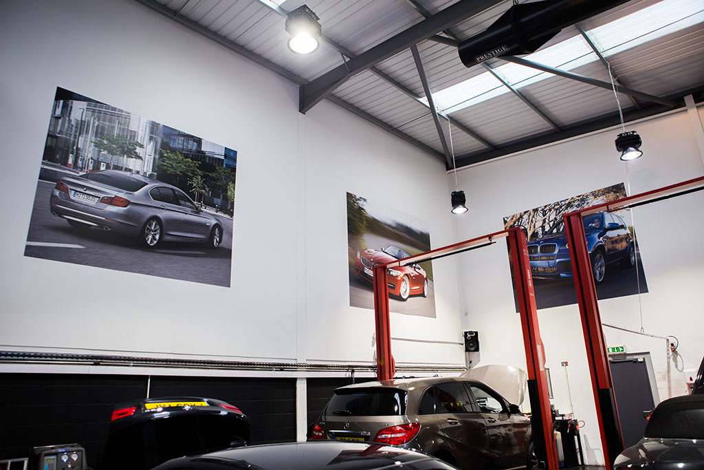 Prestige Vehicle Repairs | Essex UK